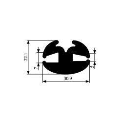 78-elastika-profil-filistrinion