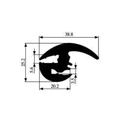 85-elastika-profil-filistrinion
