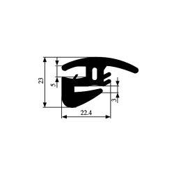 86-elastika-profil-filistrinion