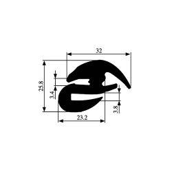 92-elastika-profil-filistrinion